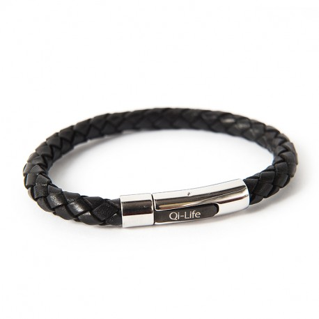 Qi-Life Vital Armband Schwarz
